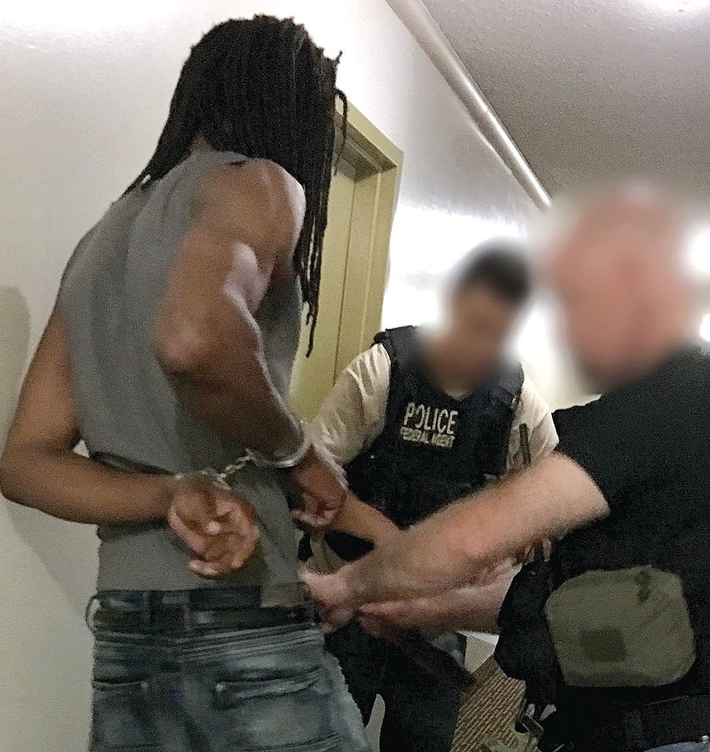 ICE officers arrest 51 men in six-day operation in Virginia and