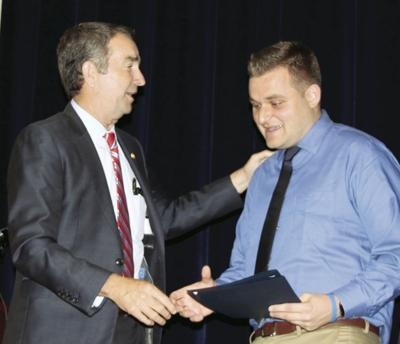 North Stafford educator named region's teacher of the year