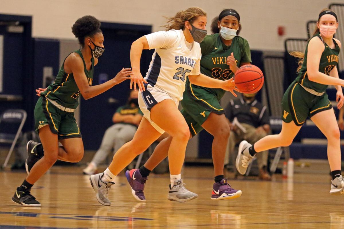 Photos Woodbridge Colgan Girls Basketball Prince William Insidenova Com