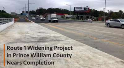 Route 1 widening