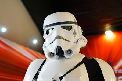 Star Wars Stormtrooper Pixabay