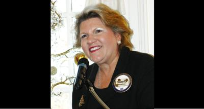 Sandy Bushue ISCC Woman of Year