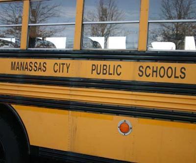 manassas school bus generic