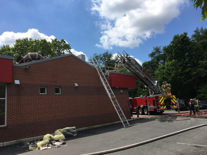 Fire Damages El Pollo Rico Restaurant On Wednesday
