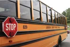 loudoun school bus