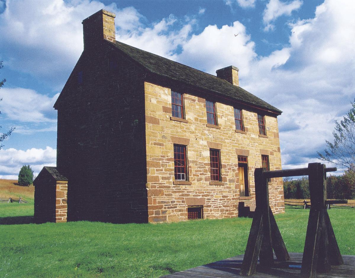 STONE HOUSE MANASSAS BATTLEFIELD NPS PHOTO