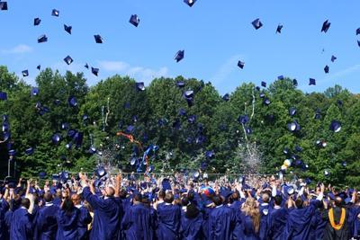 North Stafford graduation 2012