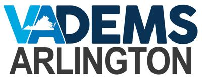 Arlington County Democratic Committee logo