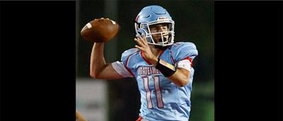 Marshall quarterback