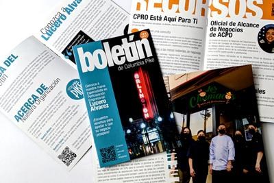 Columbia Pike group turns to magazine in effort to aid businesses