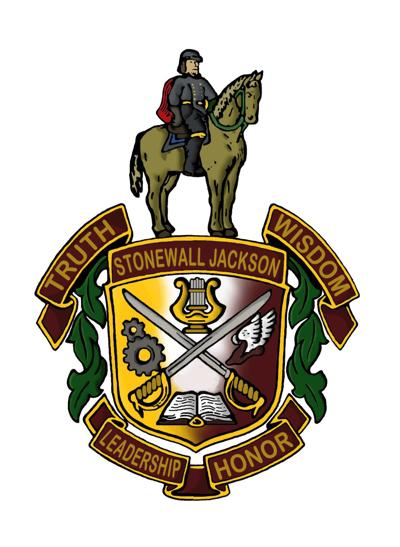 Stonewall Jackson High School Logo