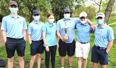 Yorktown golf team