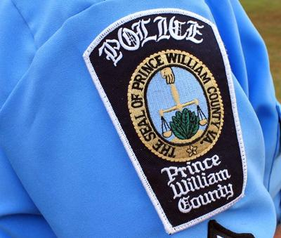 generic prince william police patch