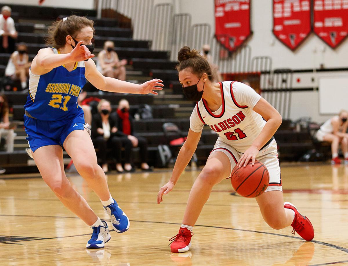 Madison girls state hoop final 13