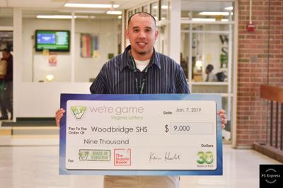 Woodbridge engineer wins 'Made in Virginia' contest