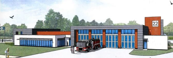 Prince William Fire Station