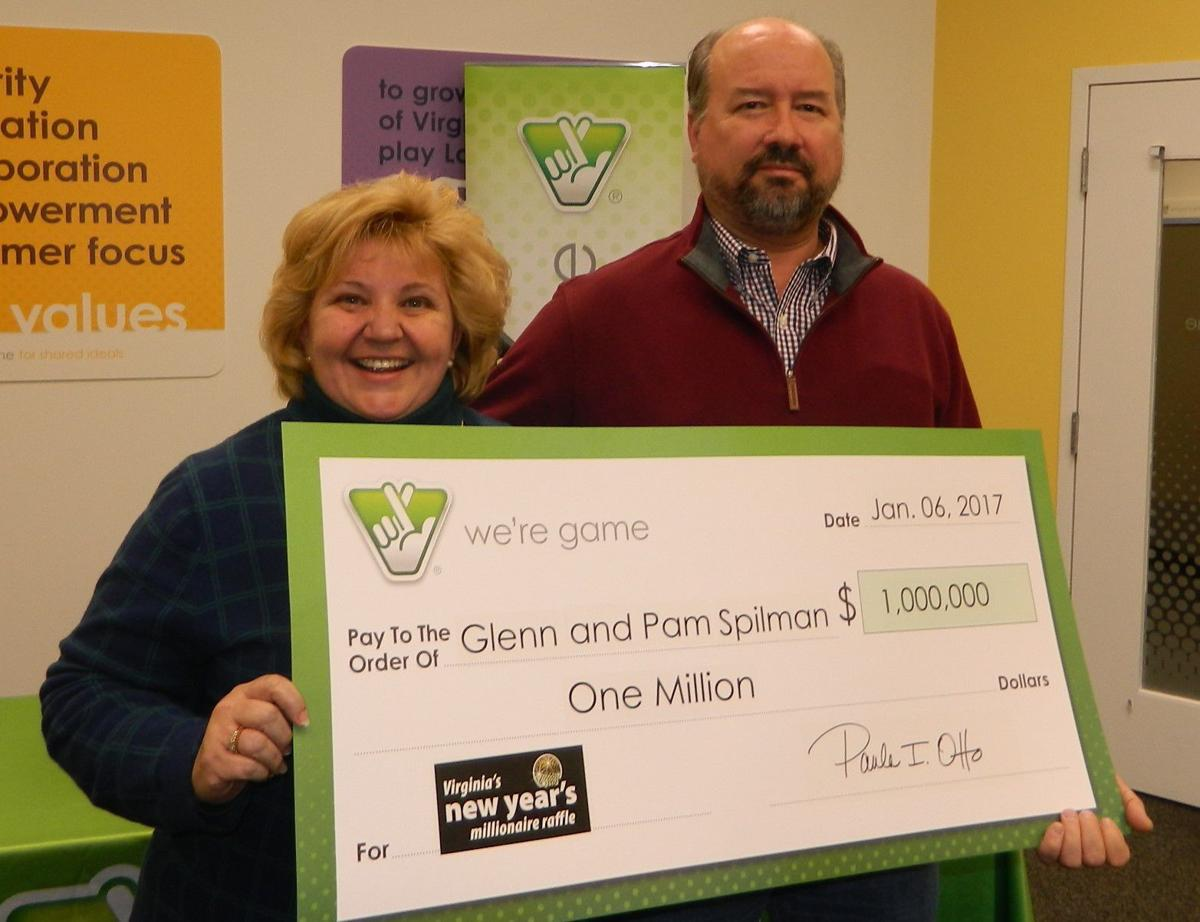 Bristow couple wins $1 million in Virginia's New Year's ...
