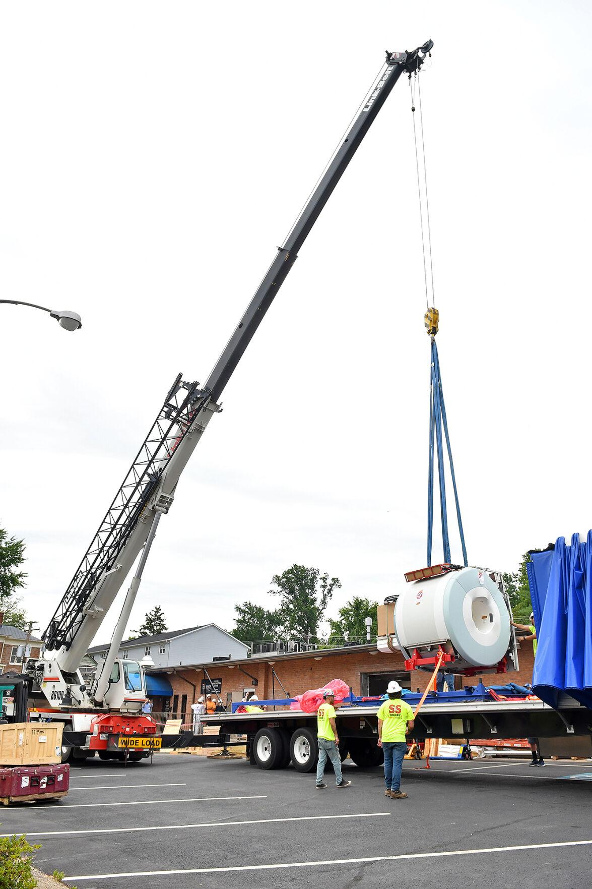 $1.3 million MRI moves into Main Street