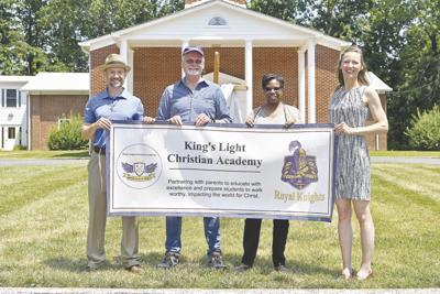 Idea shines for Christian high-school level facility