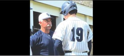 Flint Hill baseball coach
