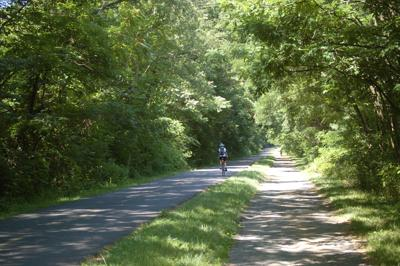 The W&OD Trail