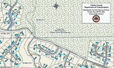 Citing safety, Fairfax supervisors OK residential-parking zone near Scotts Run