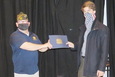 Arlington high-schooler tops in VFW essay competition