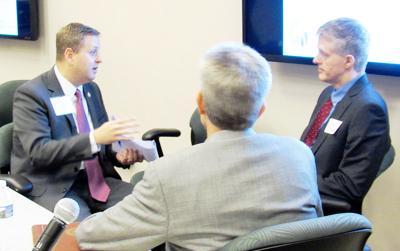 Legislative forum: Patrick Hope