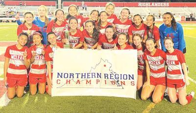 McLean soccer team