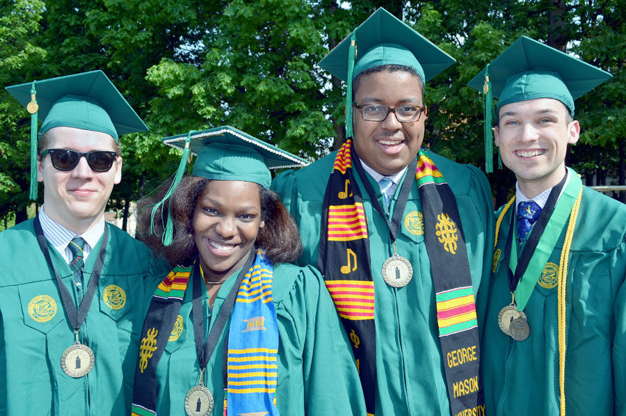 CNN anchor to GMU grads: Unique attributes are key to success | news ...