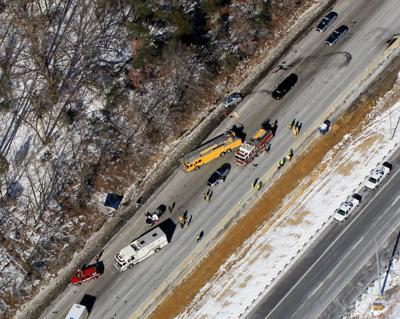UPDATED: Fatal crash snarls traffic on I-95 south | News