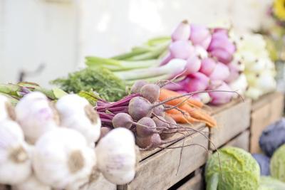 Farmers market produce pixabay