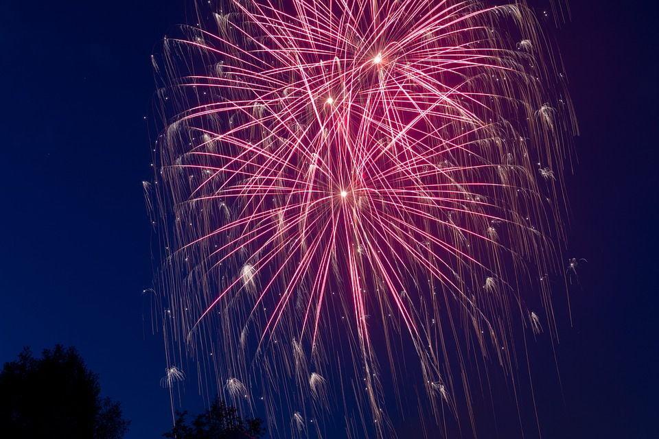 Fireworks Generic One Pixabay
