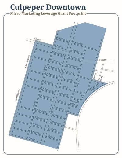 downtown footprint
