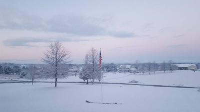 snow3 Alicia Pitorri It was beautiful here in Culpeper this morning.jpg