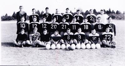 1947 Occoquan High School football team