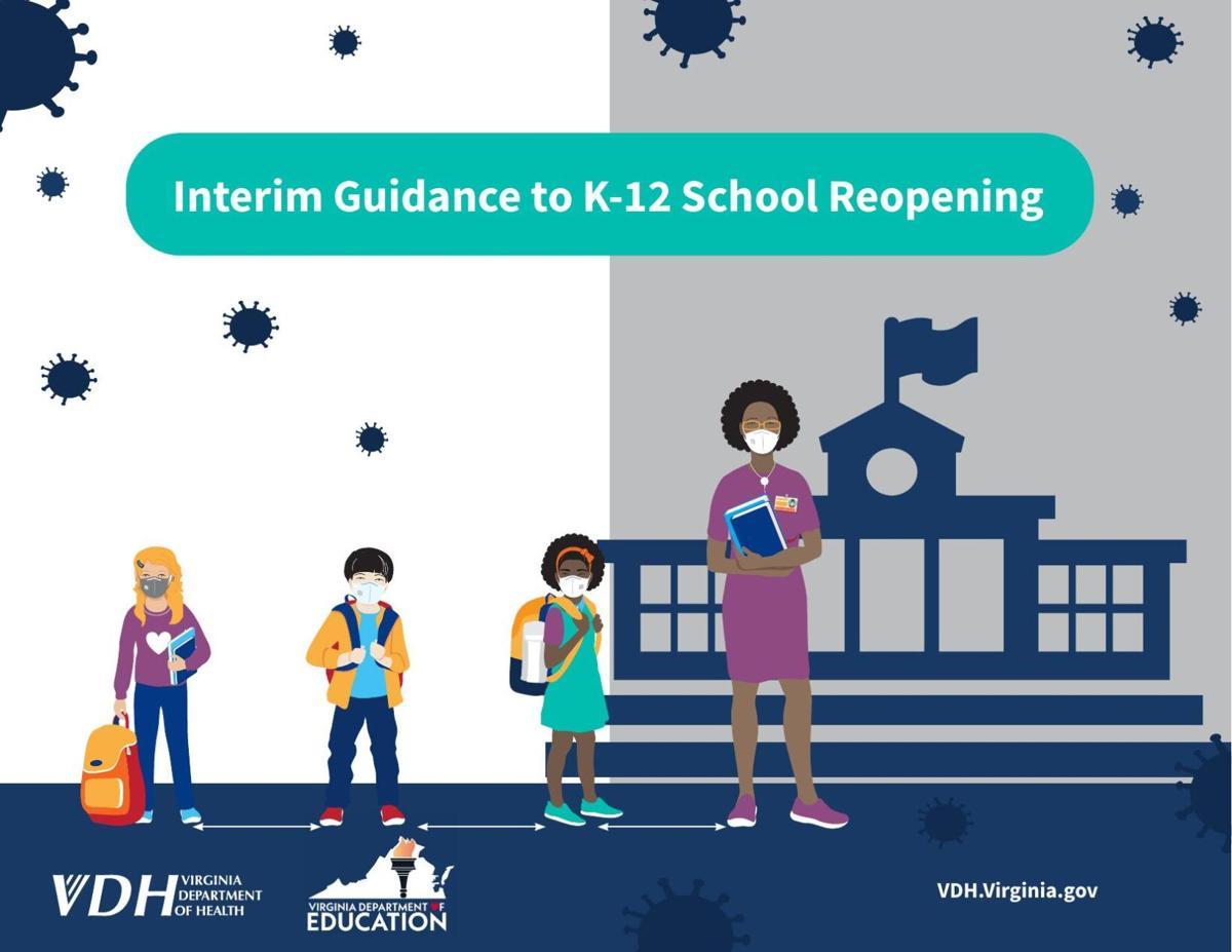 Read Virginia's new school reopening guidance