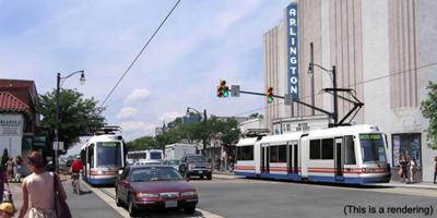 Columbia Pike streetcar