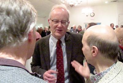 John Vihstadt re-election kickoff
