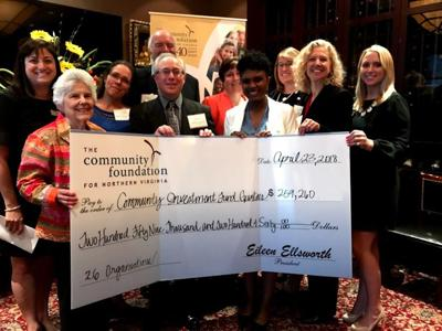 The Community Foundation for Northern Virginia: Matching