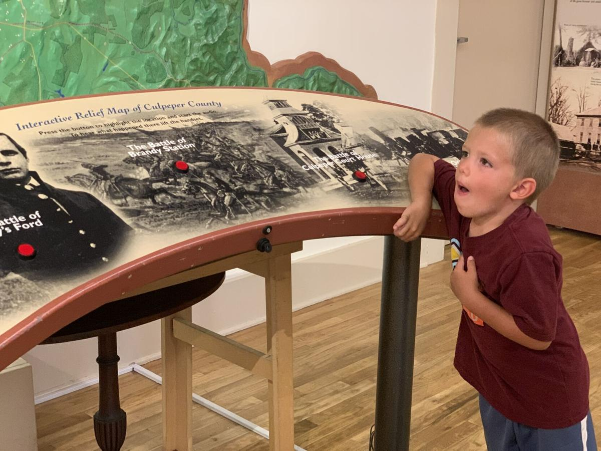 New director aims to restart Museum of Culpeper History programs