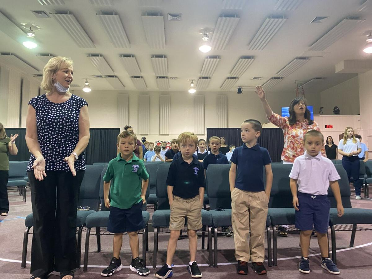 Non-denominational Christian school gives local families more options for education