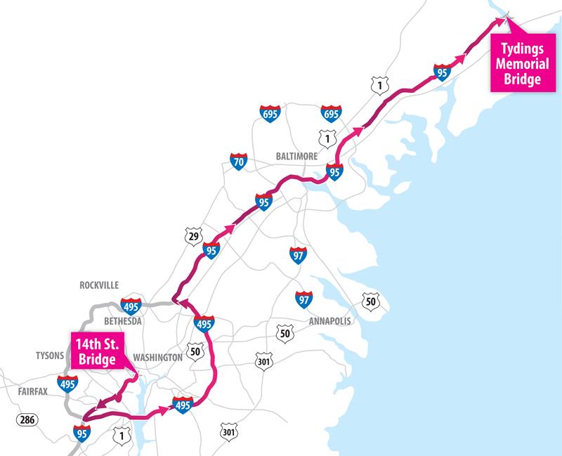 PRTC rogue bus driver route