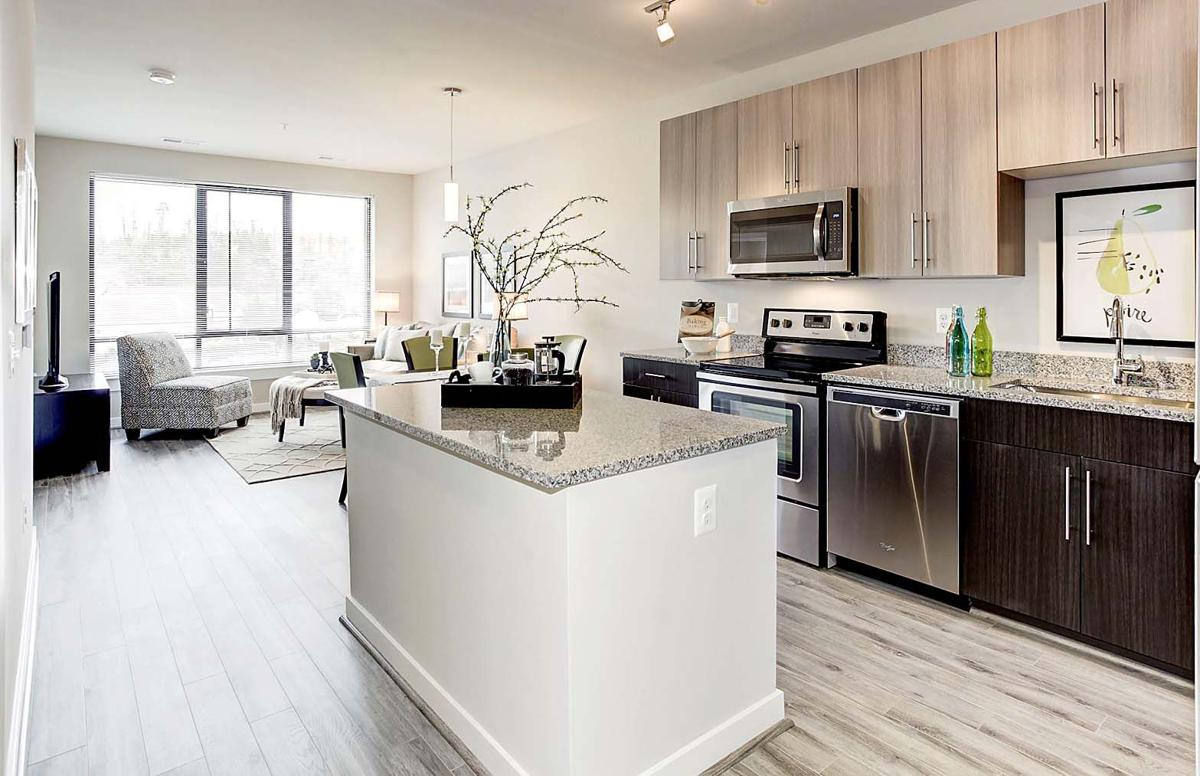 Luxury Apartments Open At Rivergate On The Occoquan