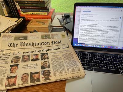 Al newspaper