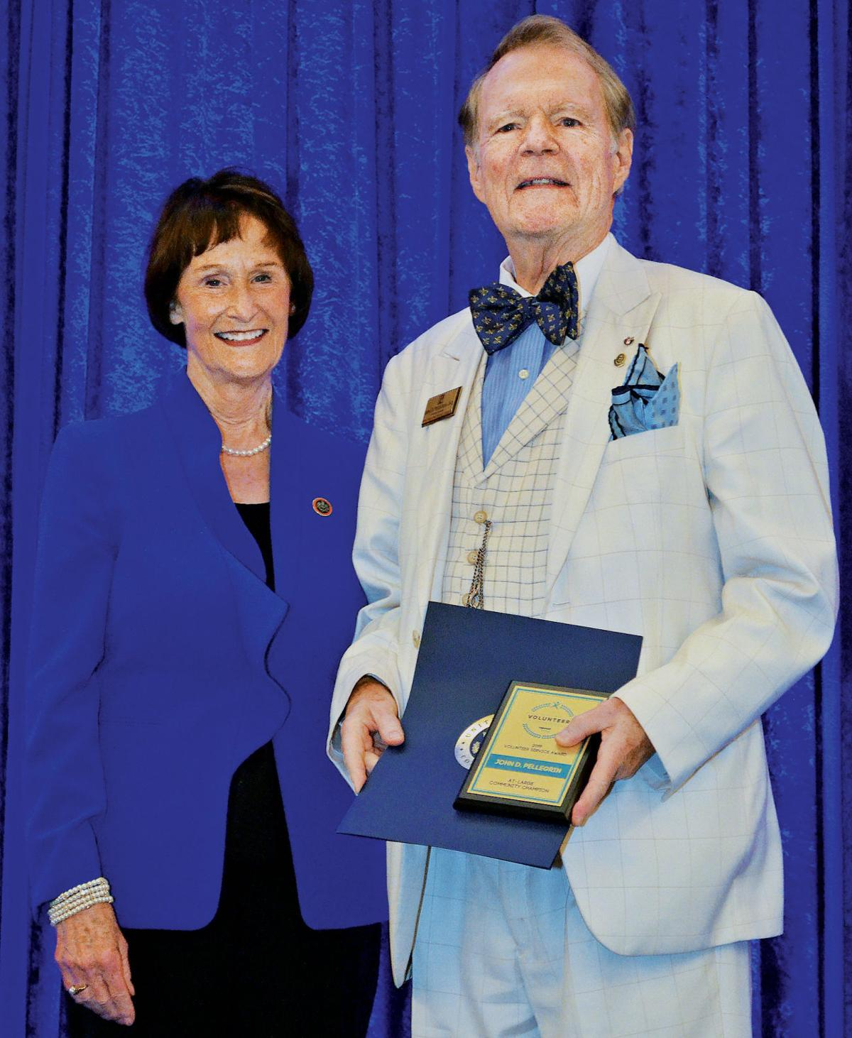 Community contributors honored at Volunteer Service Awards
