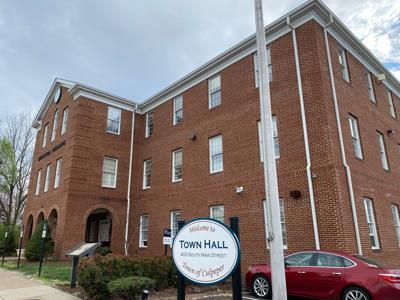 Town of Culpeper closing buildings to the public until further notice