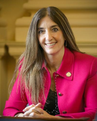 Del. Eileen Filler-Corn, D-Fairfax, Speaker of the House