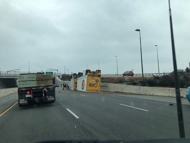 UPDATED: Tractor-trailer crash closes U S  29 for hours