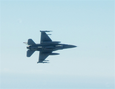 NORAD F-16
